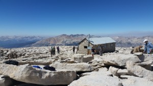 Mt Whitney Shelter