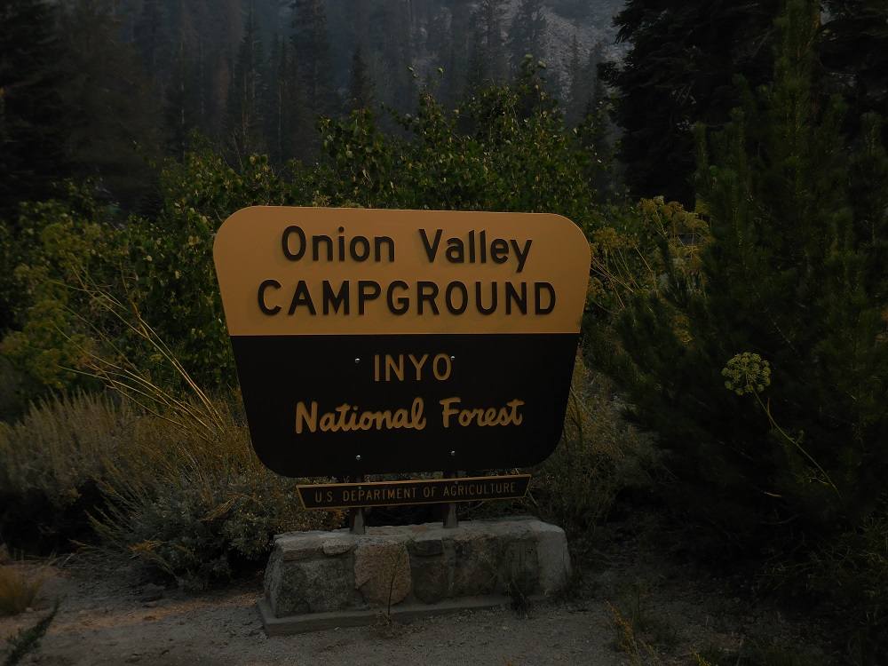 Onion Valley Campground