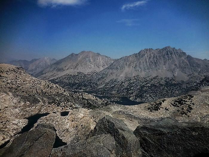 Glen Pass NOBO